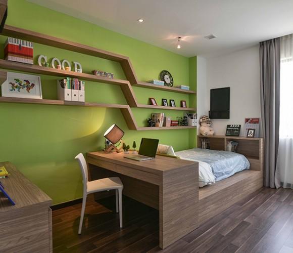 Nice-Style-Refurbishment-MKH-Kajang-East-Kids-Room