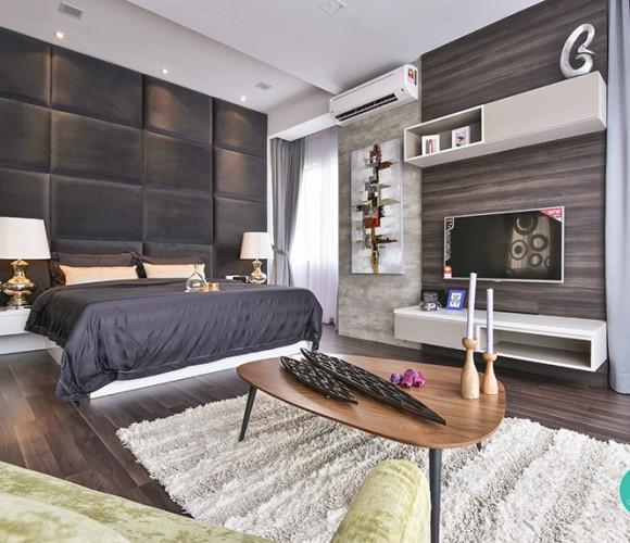 Nice-Style-Refurbishment-MKH-Kajang-East-Master-bedroom