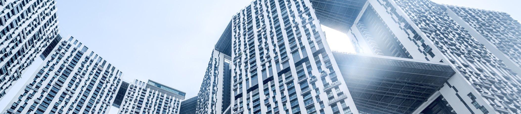 Apartments Blocks in Singapore