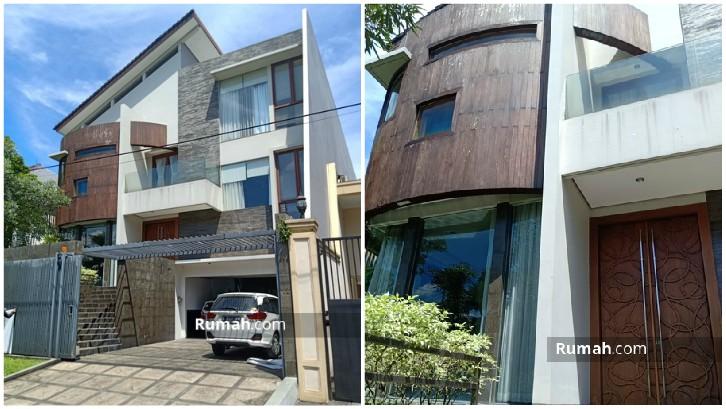 Contoh model rumah 3 lantai. (Foto: Rumah.com)