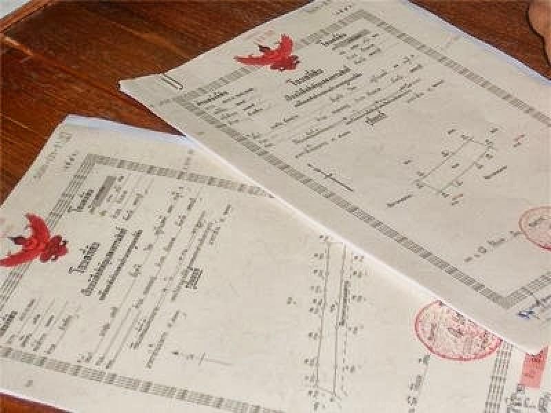 โฉนดที่ดินหนึ่งในเอกสารสิทธิที่ดินที่มีรายละเอียดที่ต้องศึกษา