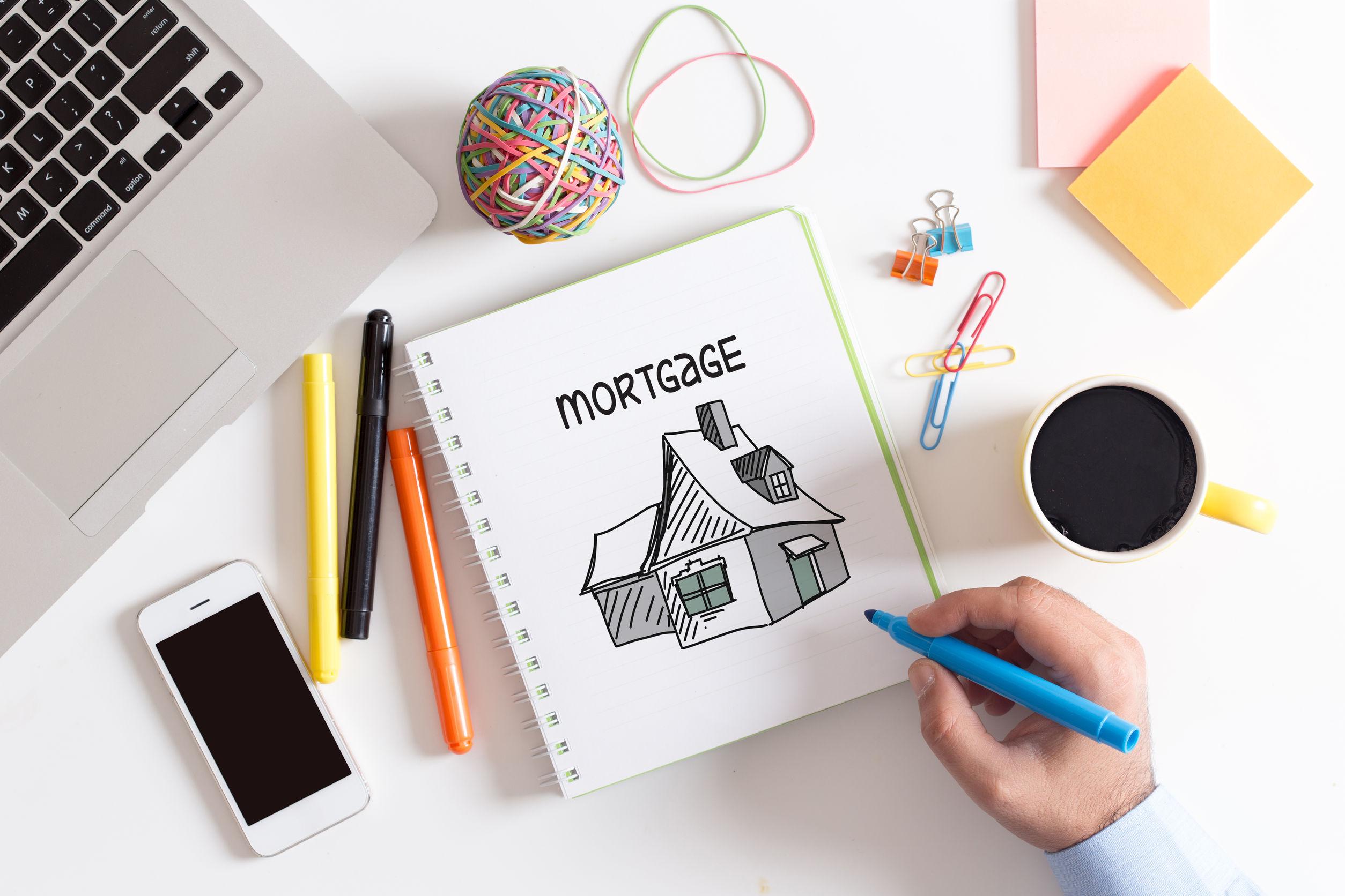 64080098 - mortgage concept