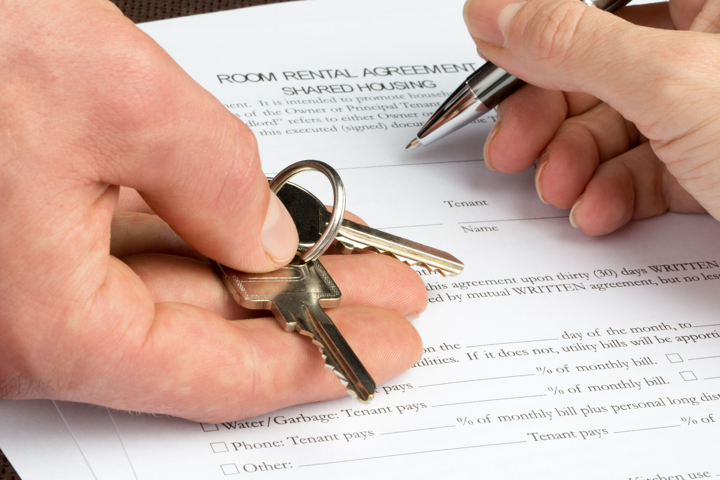 What You Should Check Before Signing Your Tenancy Agreement