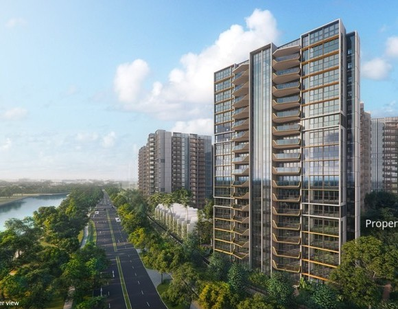Riverfront Residences in Singapore