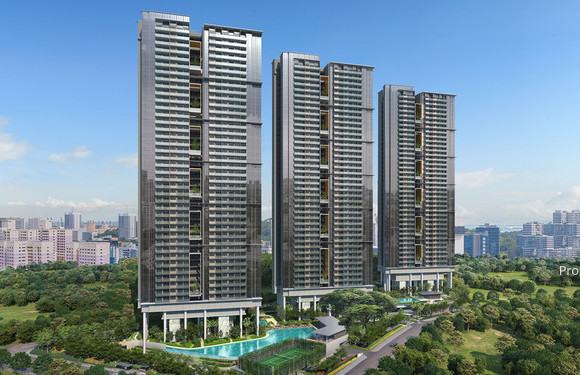 Stirling Residences in Singapore
