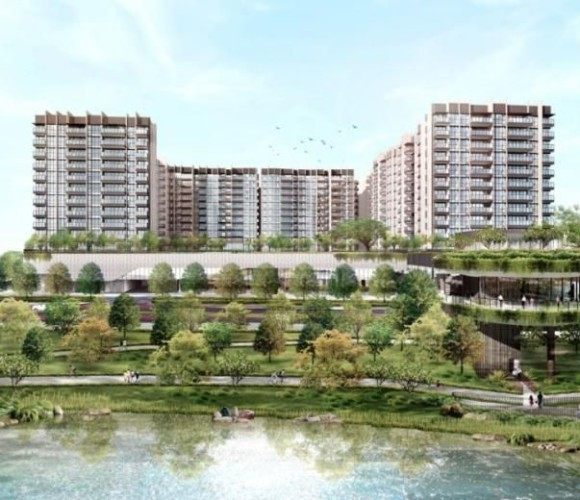 The Woodleigh Residences in Singapore