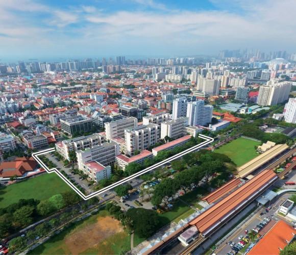 Parc Esta (Former Eunosville) in Singapore