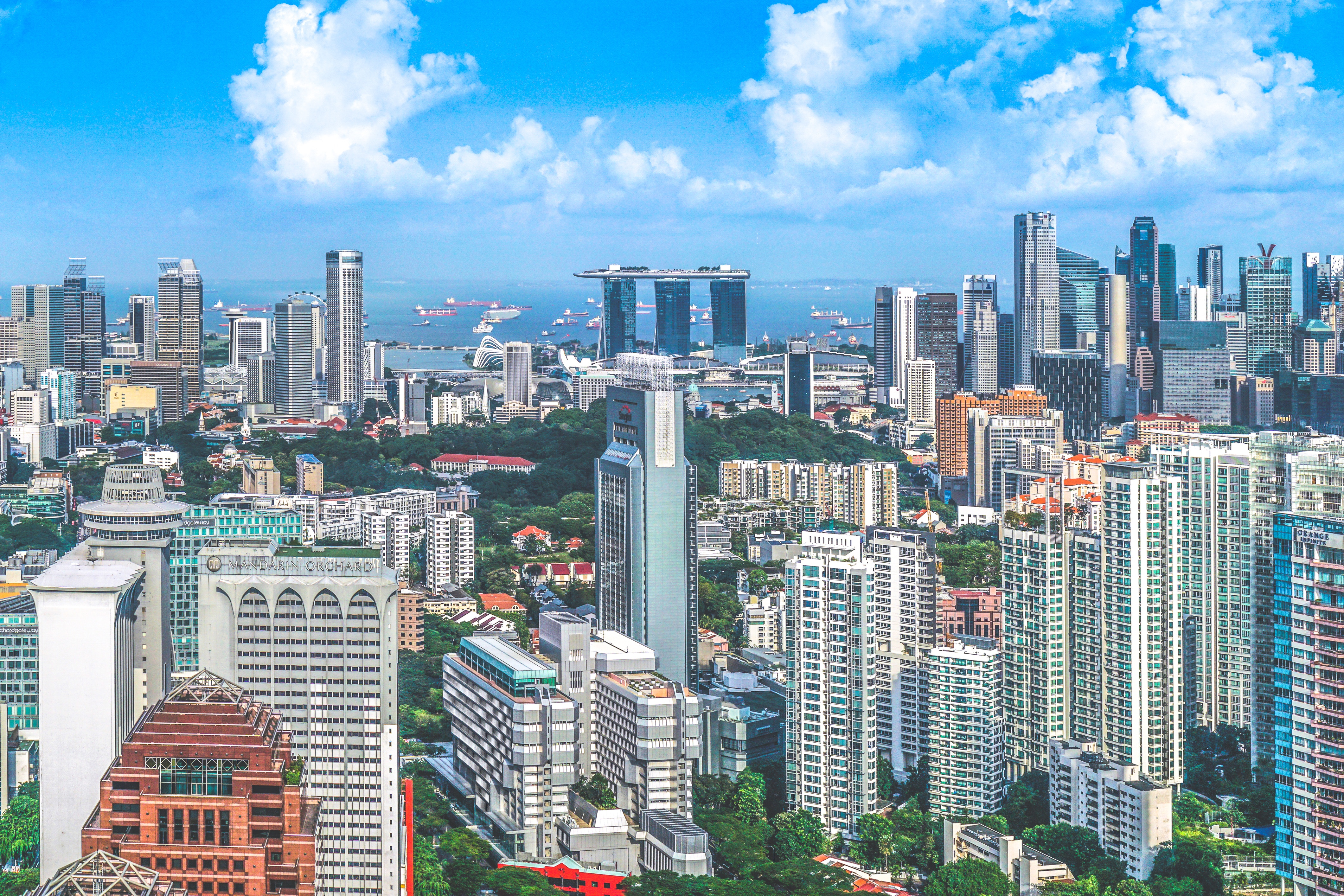 What are private enclosed spaces in singapore