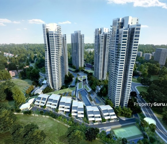 D'Leedon is one of the condos in Singapore that offers Deferred Payment Scheme or DPS