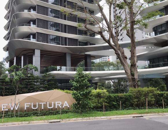 New Futura in Singapore