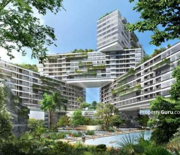The Interlace is one of the condos in Singapore that offers Deferred Payment Scheme or DPS