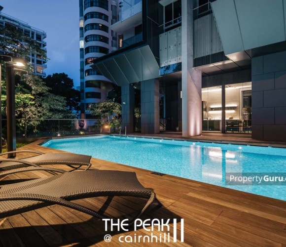 The Peak Deferred Payment Schemes for Condominiums in Singapore