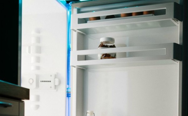 moving house empty fridge cleared