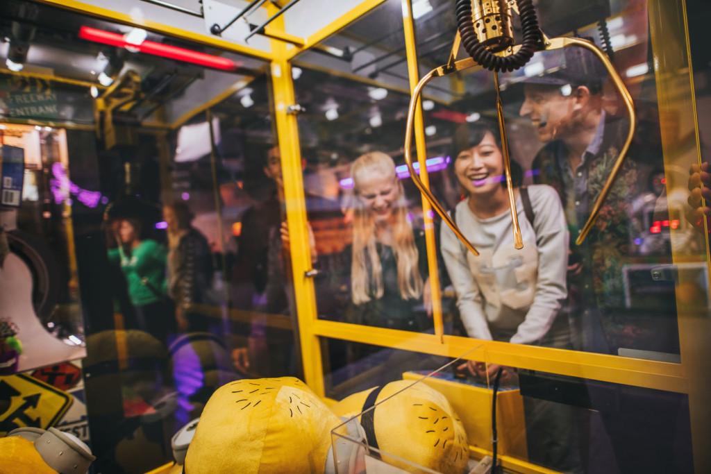 Experience a variety of arcade games - PropertyGuru Singapore