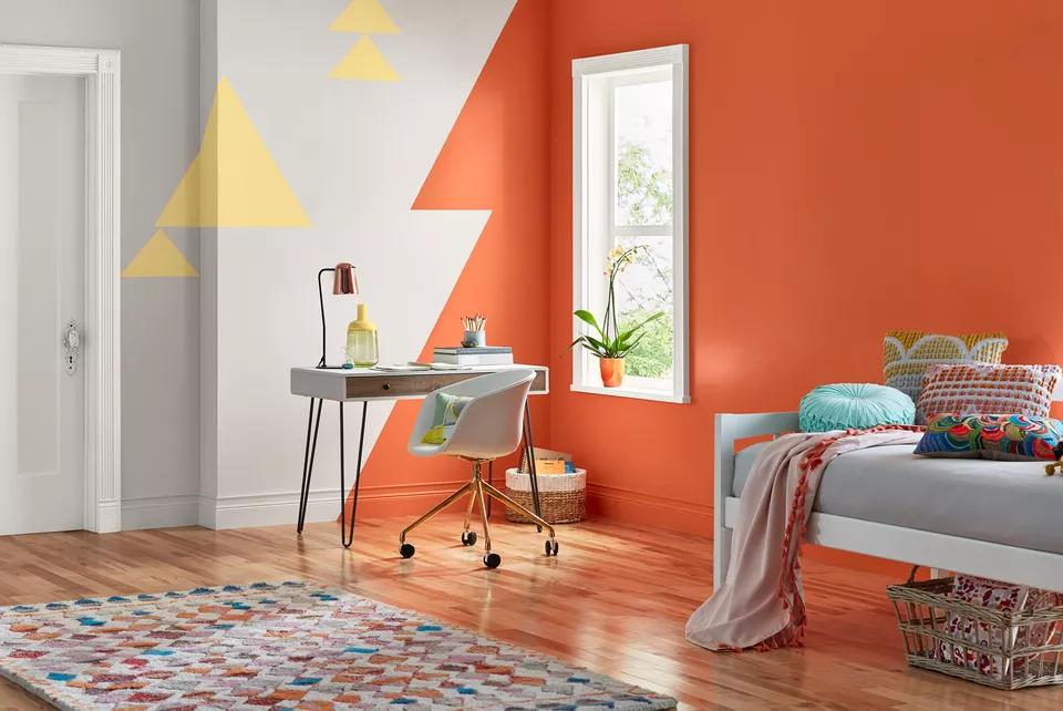 Kombinasi Warna Cat Kamar Anak  13 tren warna cat rumah tahun 2019 dan 5 warna populer tahun