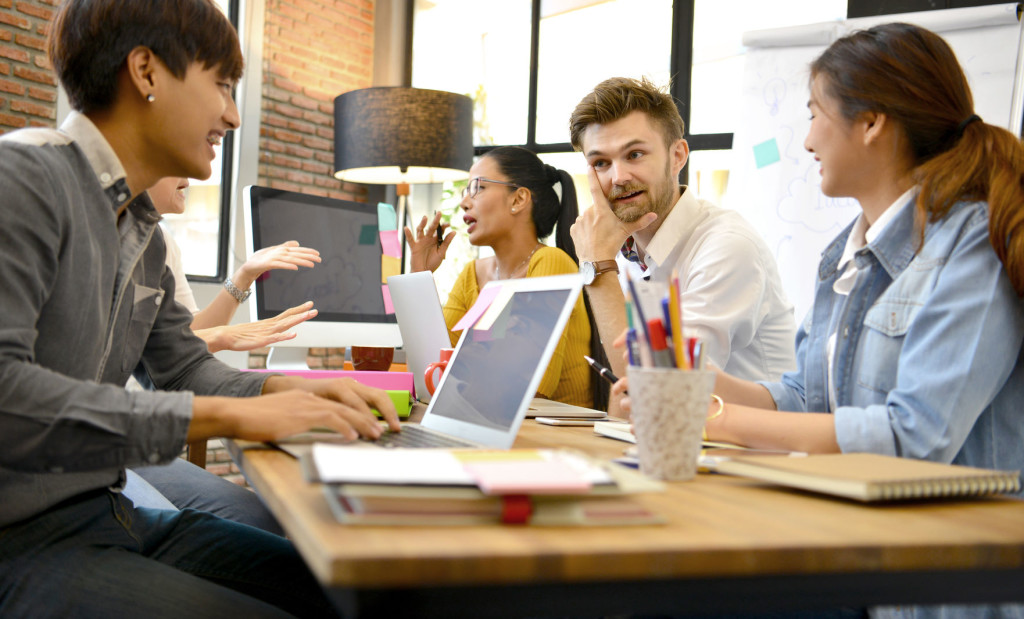 Co-working spaces are a hotbed for networking - PropertyGuru Singapore