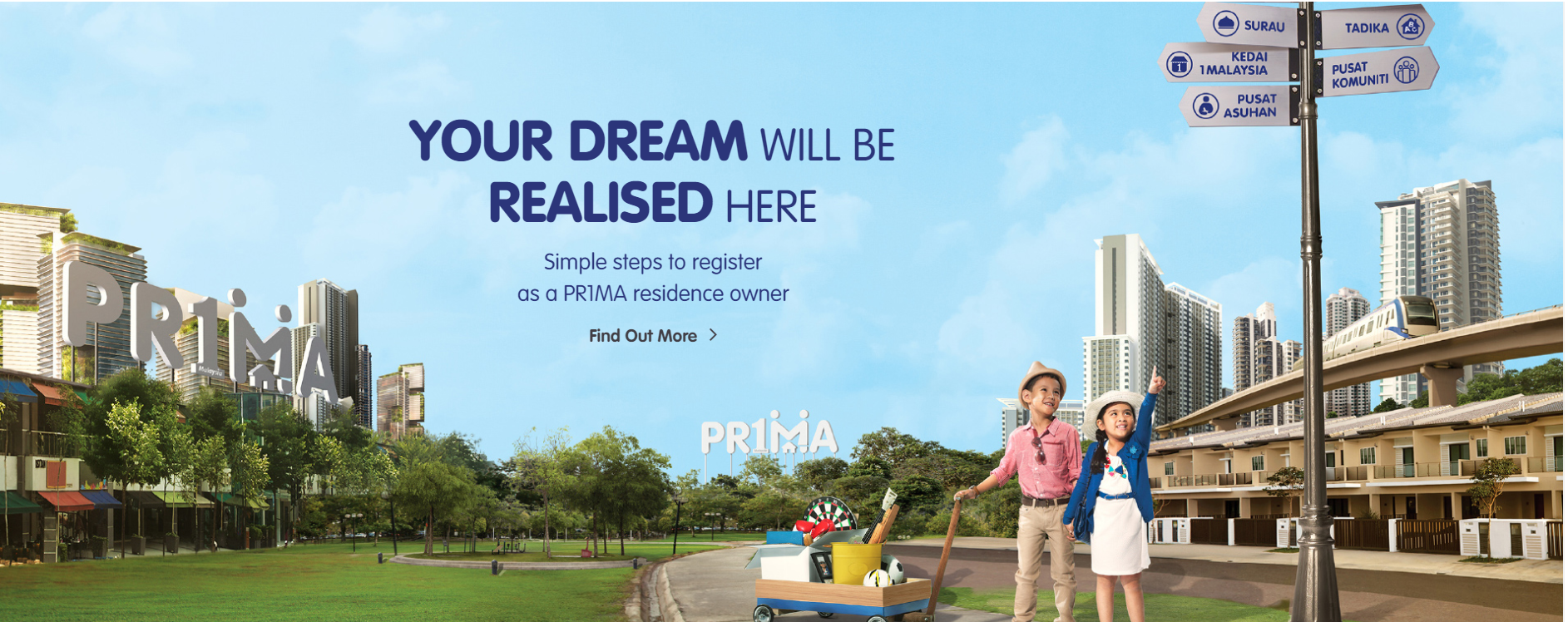 PR1MA, how to apply for PR1MA, PRIMA