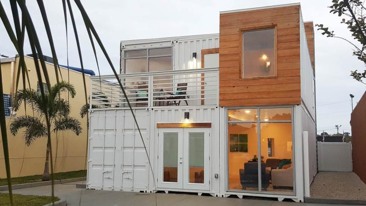 Desain Rumah Anti Gempa Dari Kontainer Rumah Com Rumah Com
