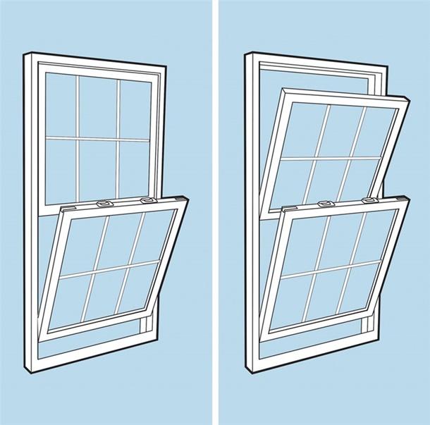 Inspirasi Desain Dan Ukuran Jendela Minimalis Keren|Rumah.com | Rumah.com