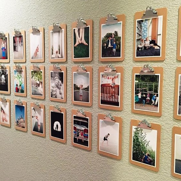 14 Bingkai Foto Unik Untuk Ide Diy Mu Rumah Com