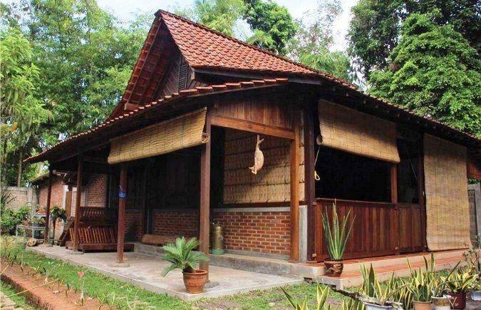 94 Koleksi Gambar Rumah Adat Provinsi Jawa Timur Gratis Terbaru
