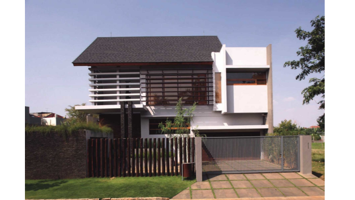 15 Denah Dan Desain Rumah Minimalis Modern 2021 Rumah Com