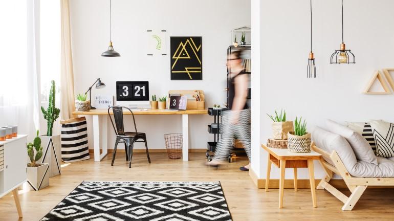 Desain Rumah Minimalis Dengan Tempat Usaha mau bisnis rumahan sukses percantik ruang kerja rumah com