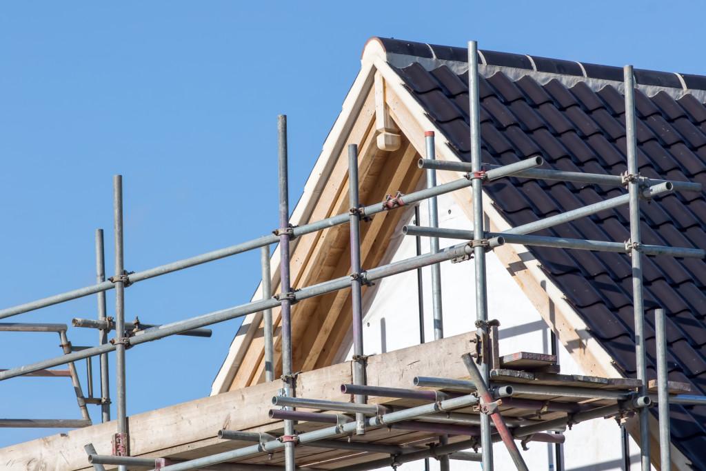 มีกฎหมายหลายข้อที่เกี่ยวข้องกับการสร้างบ้าน