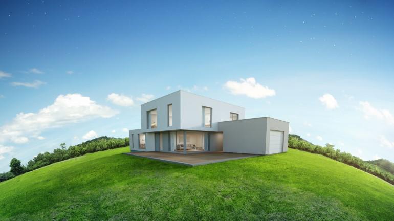 Desain Rumah Asri Foto Utama ที่ดิน ภ.บ.ท. 5