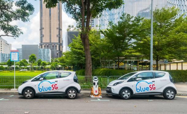Electric car sharing will be implemented in Tengah – PropertyGuru Singapore