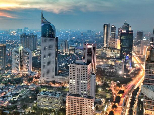 Wisma 46 merupakan gedung pencakar langit tertinggi ke-3 di Jakarta. (Foto: Asiagreenbuildings.co)