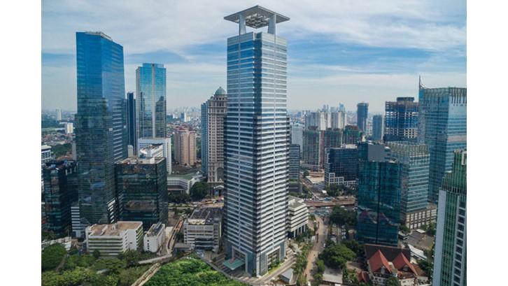 Sinarmas MSIG Tower merupakan salah satu gedung pencakar langit yang ramah lingkungan. (Foto: sinarmasmsiglife.co.id)