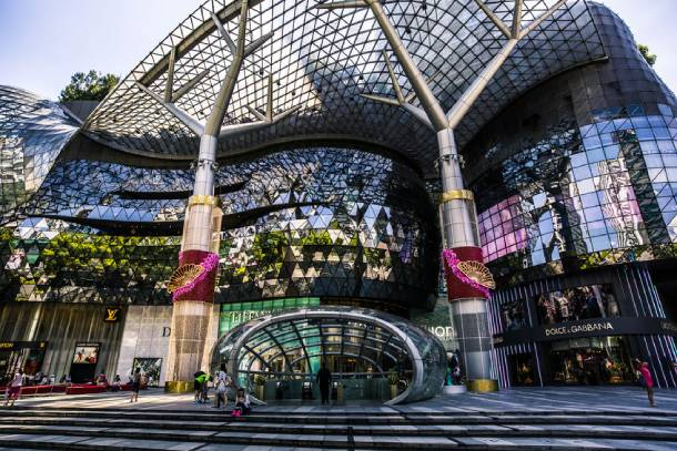 ION Orchard houses Crate & Barrel's first store in Asia - PropertyGuru Singapore