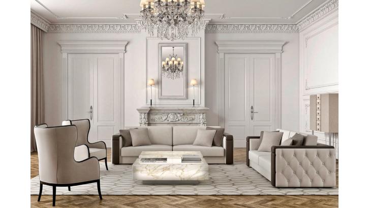Ruang Tamu Klasik Modern | Desainrumahid.com