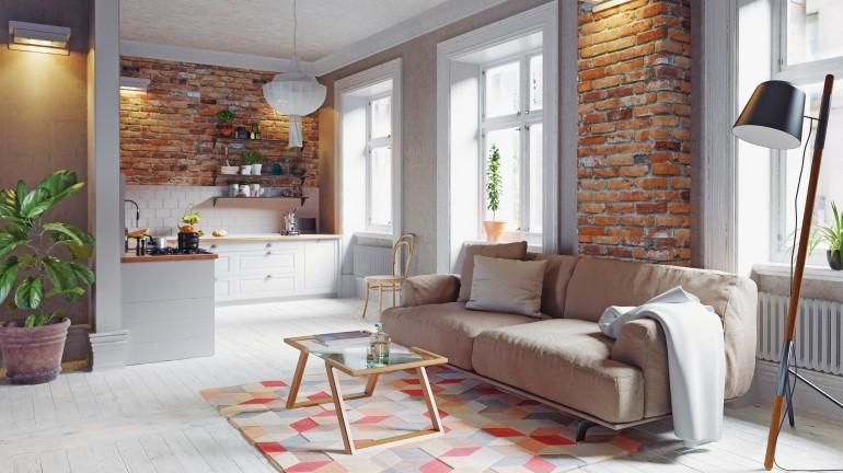 Desain Rumah Minimalis Dapur Di Depan  desain rumah minimalis sederhana yang mewah rumah com