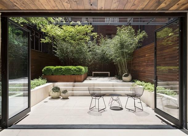 9 Desain Taman Belakang Rumah Minimalis Rumah Com Rumah Com
