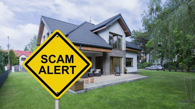 property scams, fake property, types of fraud, property fraud