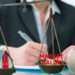 property market, house price index, property market report, market value of property