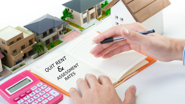quit rent, quit rent malaysia, quit rent and assessment, what is quit rent, land tax, parcel rent