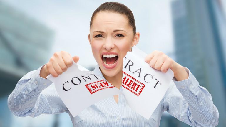 rental scam, rent, rental, penipuan rumah sewa, sewa,