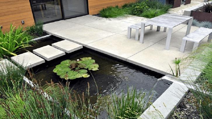 Desain minimalis cocok untuk ruang terbatas. (Foto: Ofdesign.net)