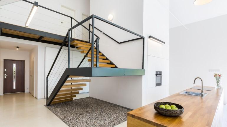14 Model Desain Railing Tangga Minimalis Idaman Ini Koleksinya Rumah Com
