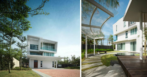 rumah banglo mewah, selebriti malaysia