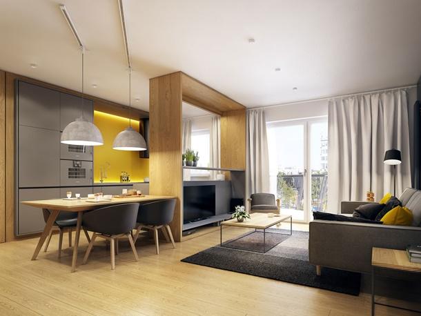 17 Desain Interior Rumah Minimalis Dan Nyaman Rumah Com