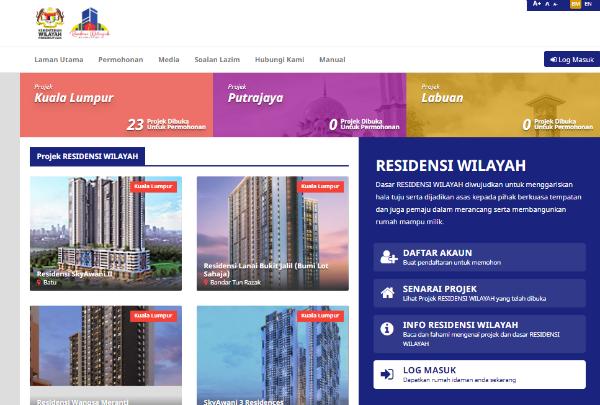 affordable housing, housing project, RUMAWIP, residensi wilayah, rumahwip
