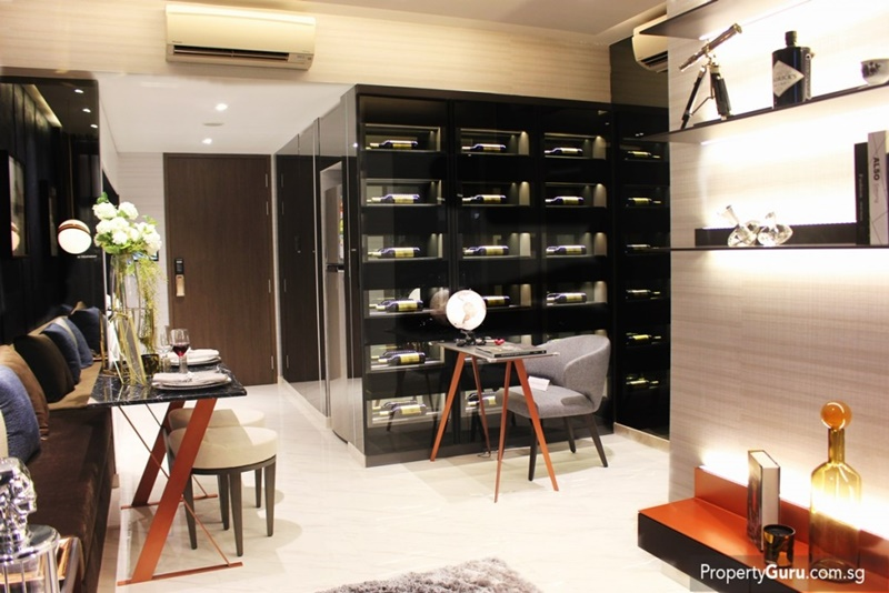 le quest smart home in singapore
