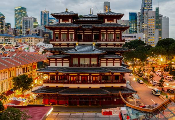 Chinatown has long been a common haunt for tourists and locals alike and it is near Downtown Line - PropertyGuru Singapore