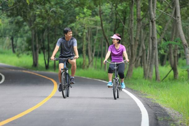 Citizens can look forward to more cycling paths in the ura master plan - PropertyGuru Singapore