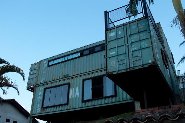 Struktur perlu diperhatikan dalam pembangunan rumah kontainer. (Foto: Pexels)