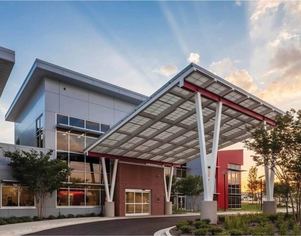 Karena bahan logamnya, kanopi baja ringan bisa bertahan hingga puluhan tahun. (Foto: Powersproducts.com)